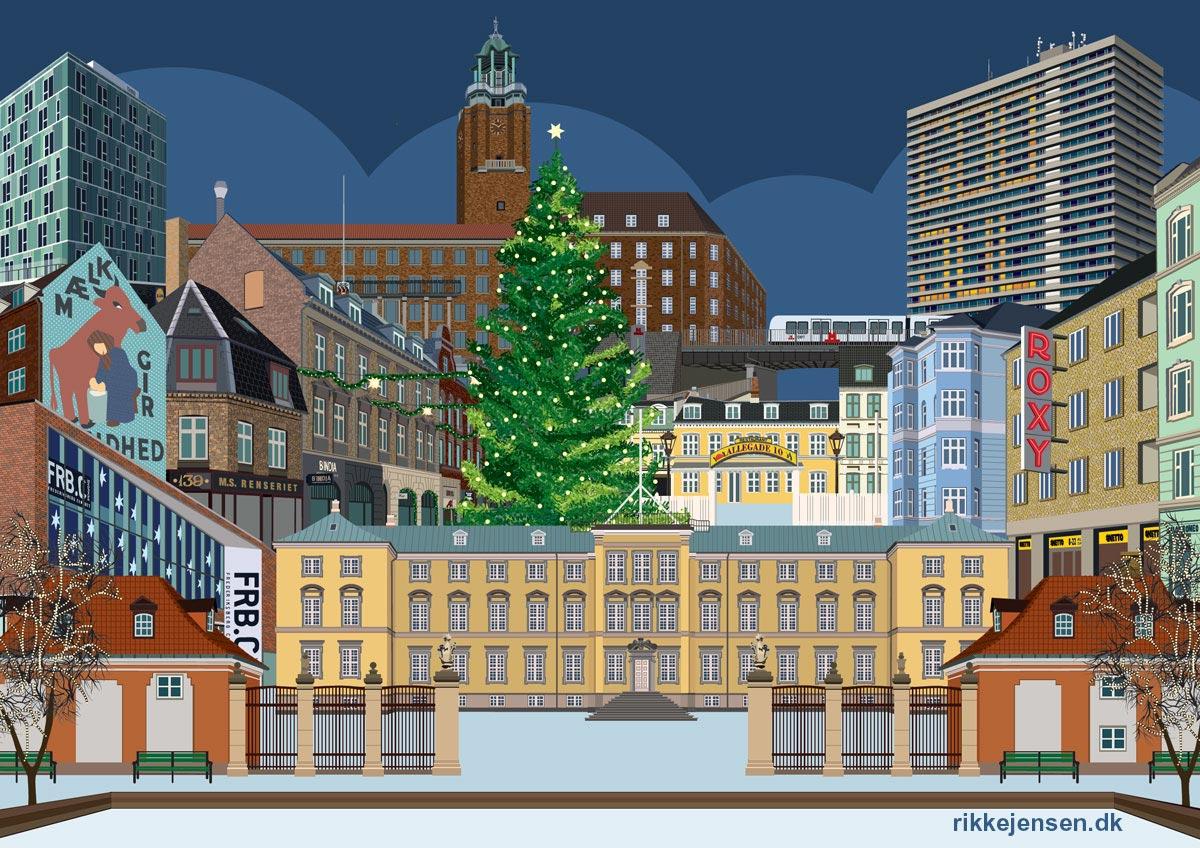 Frederiksberg julekalender