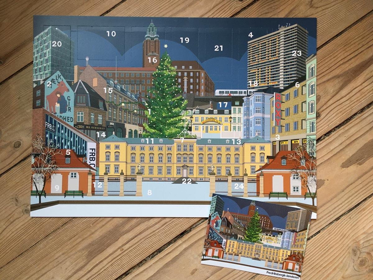 Frederiksberg julekalender 2019
