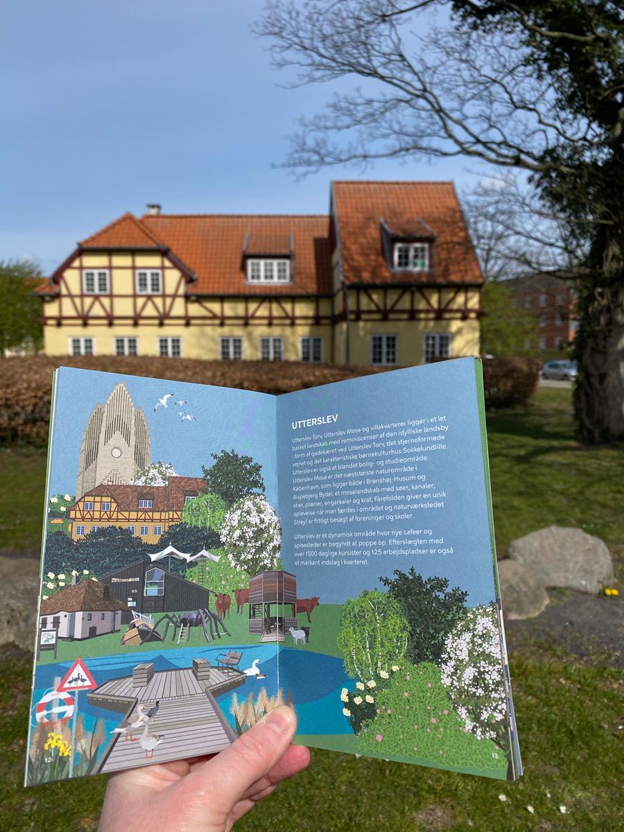 Bispebjerg lokaludvalg folder