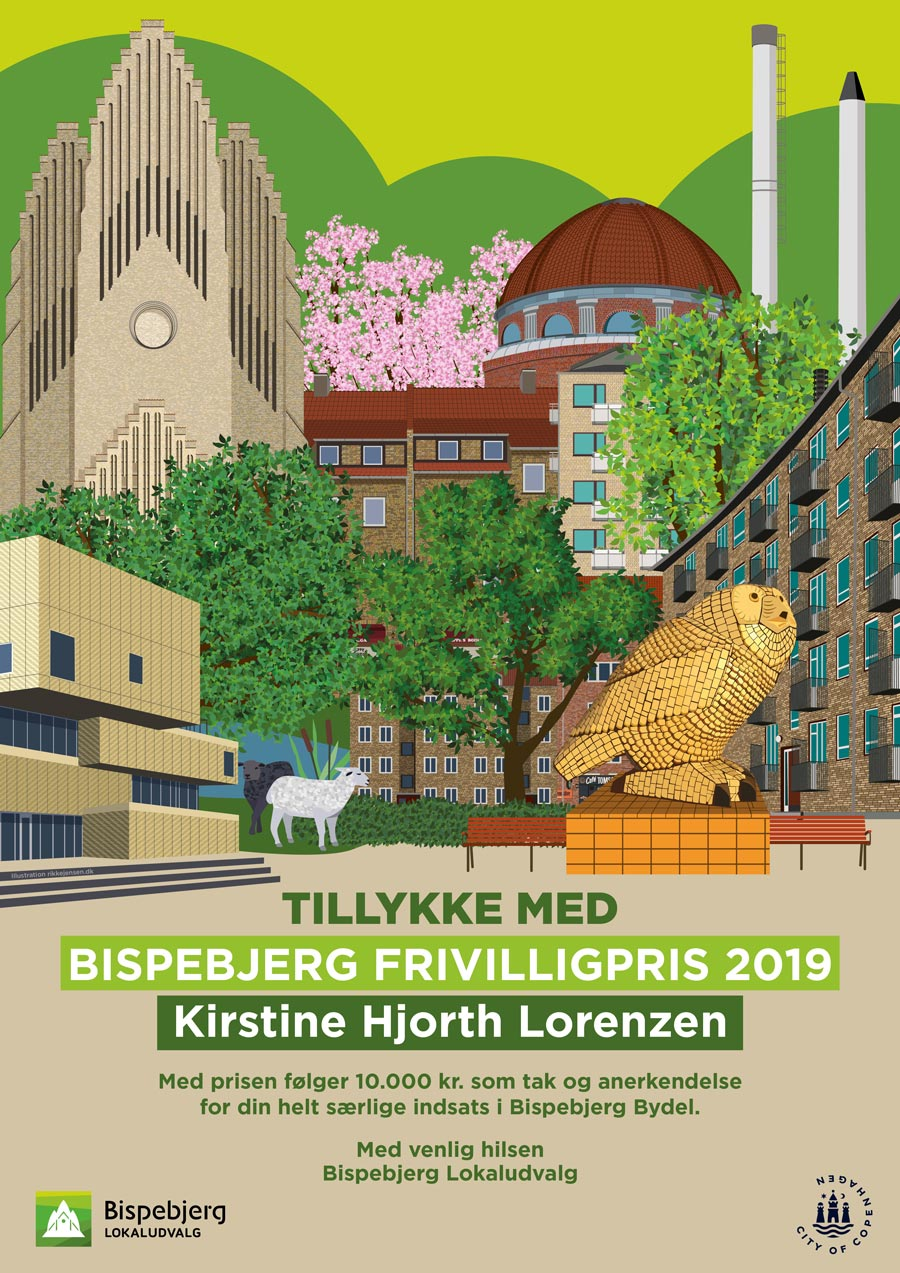 Frivilligpris 2019