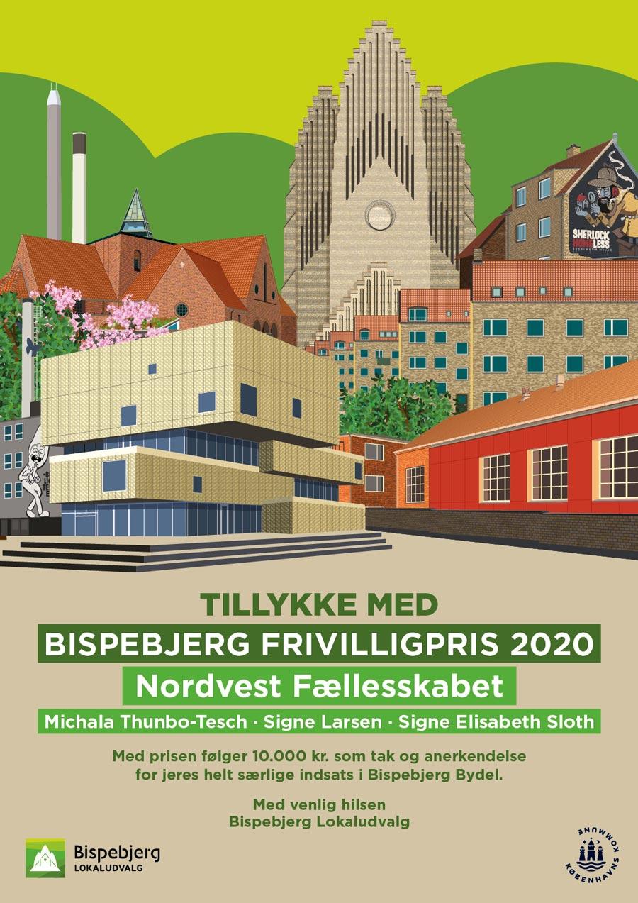 Frivilligpris 2020